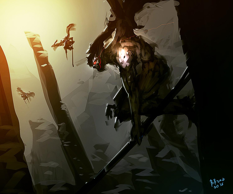 Benedick bana demon watcher3 lores