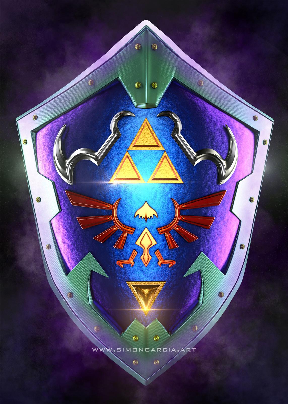 3D Link Shield