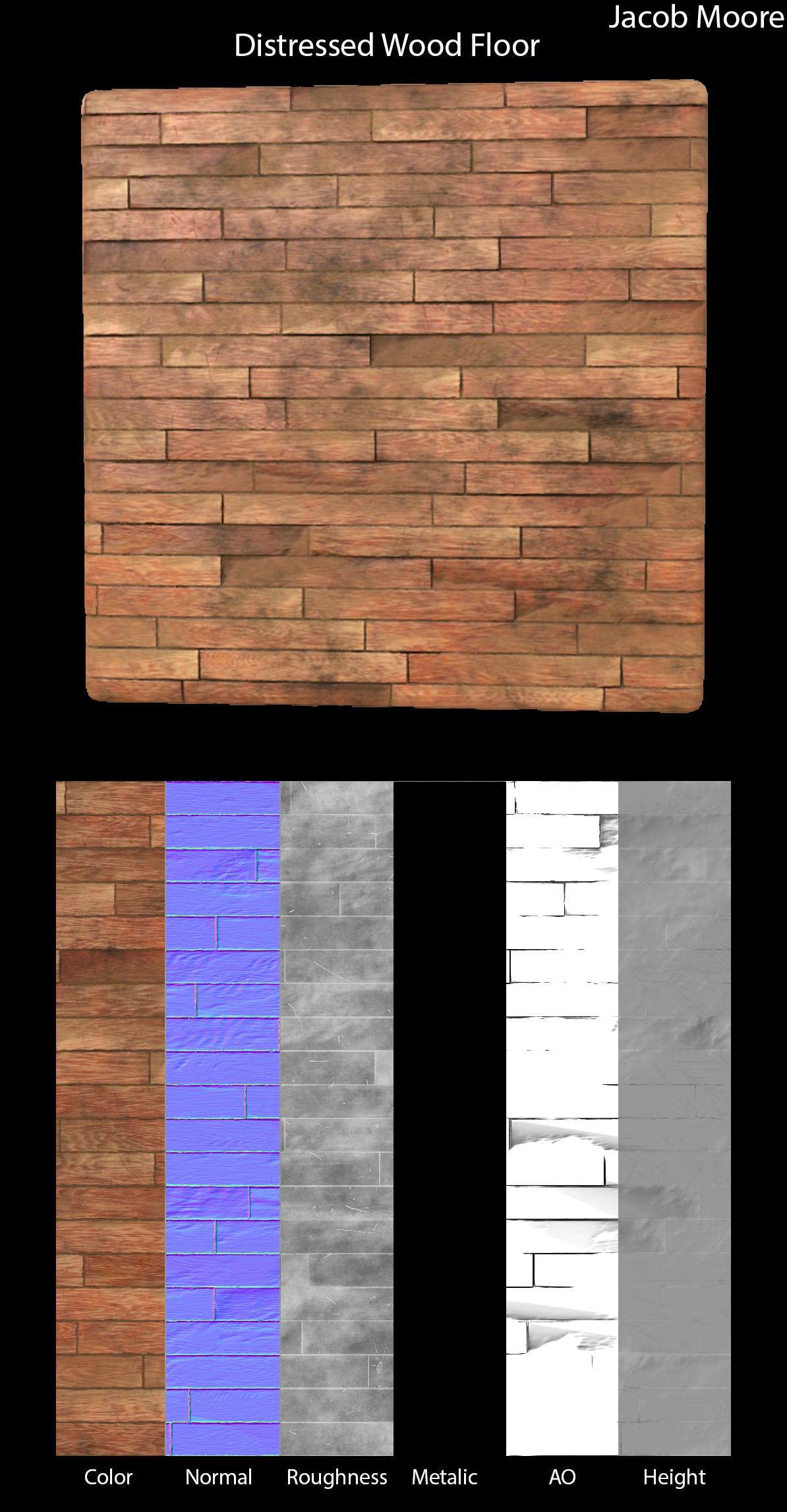 Brick moorewood