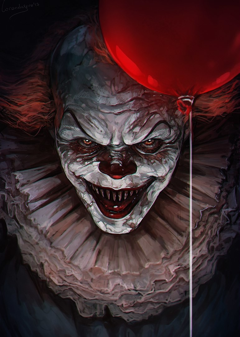 Pennywise by Loran Desore