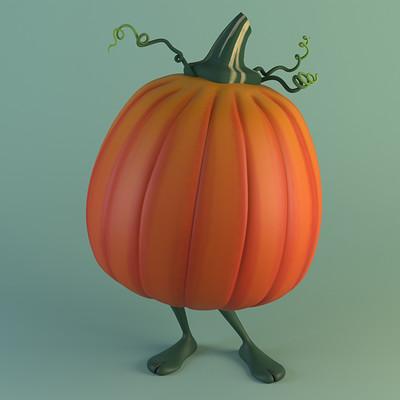 Irene cordero pumpkin 0001