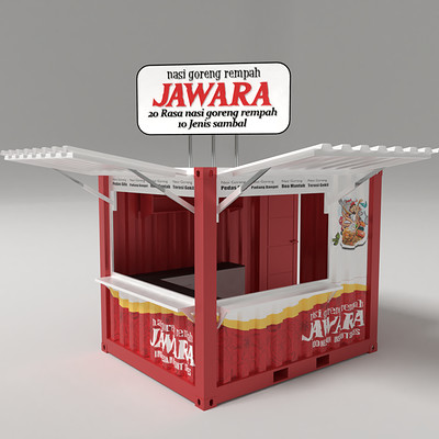 Mukhtar orcavia port outlet container