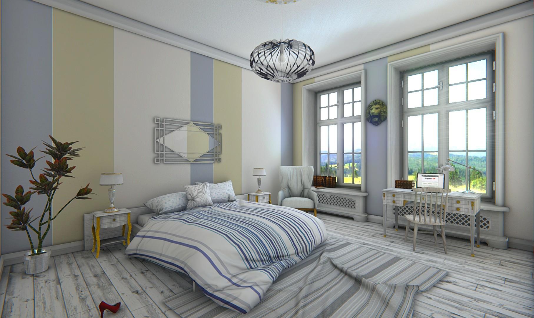 ArtStation - Architectural Showreel VR (Unity + Oculus Rift