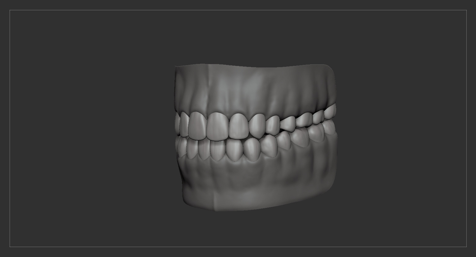 ZBrush - Teeth