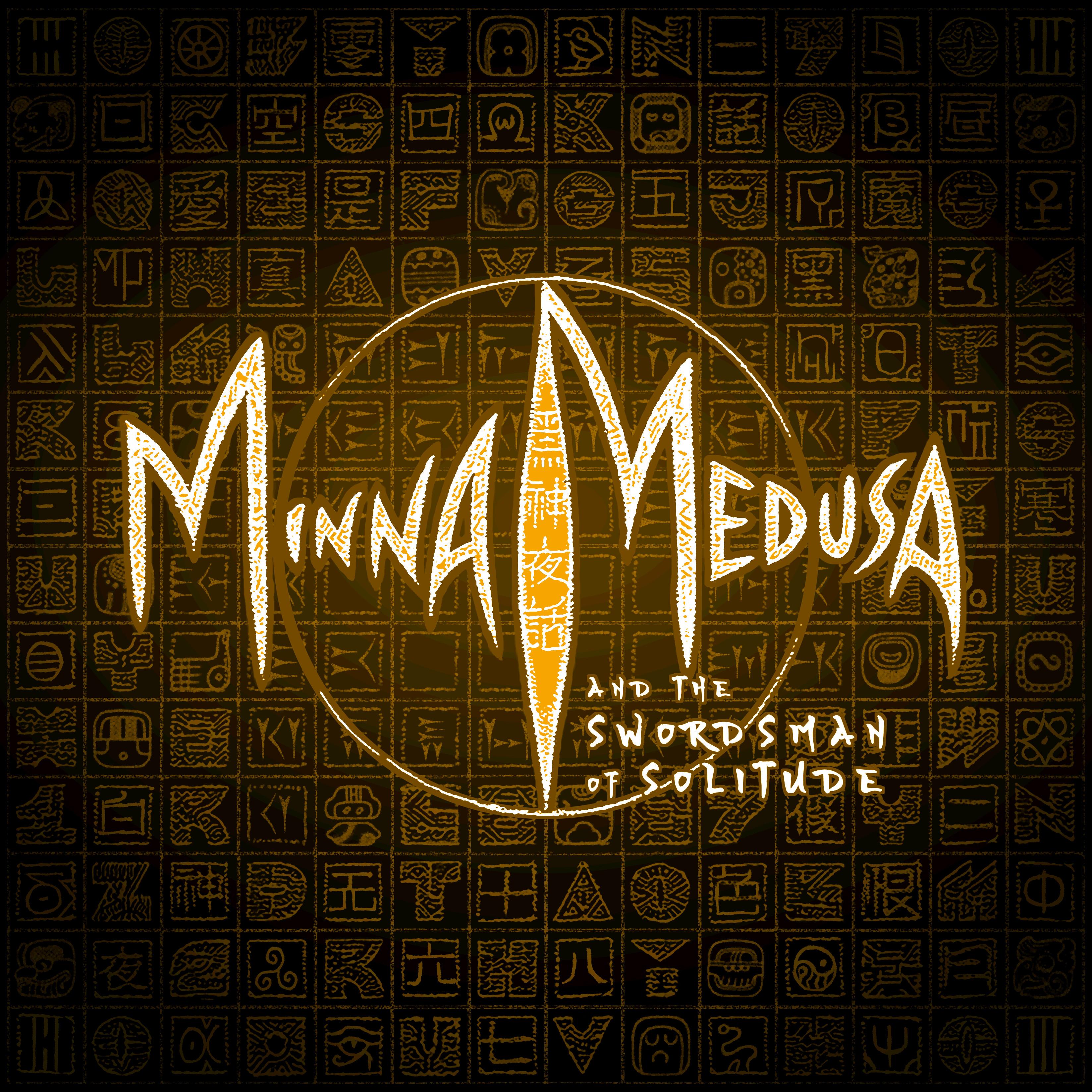 Minna Medusa Title Design II