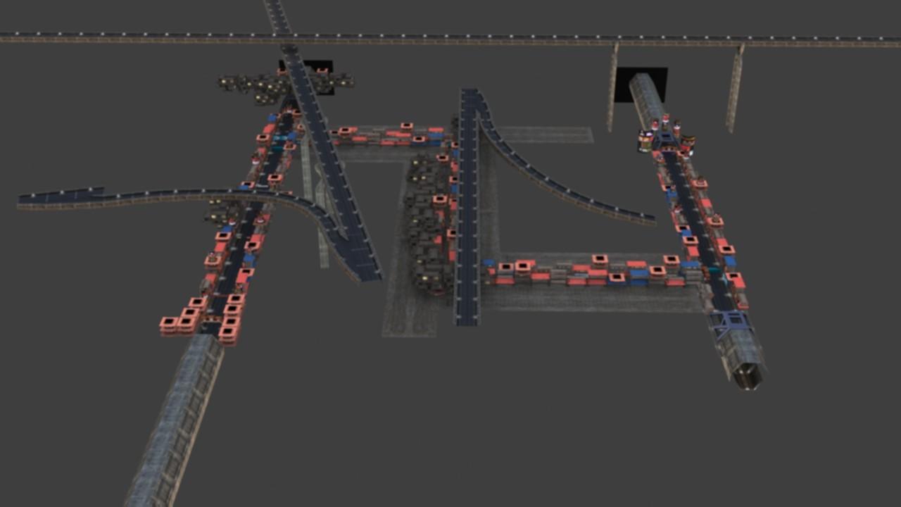 Justin wildhorn level layout