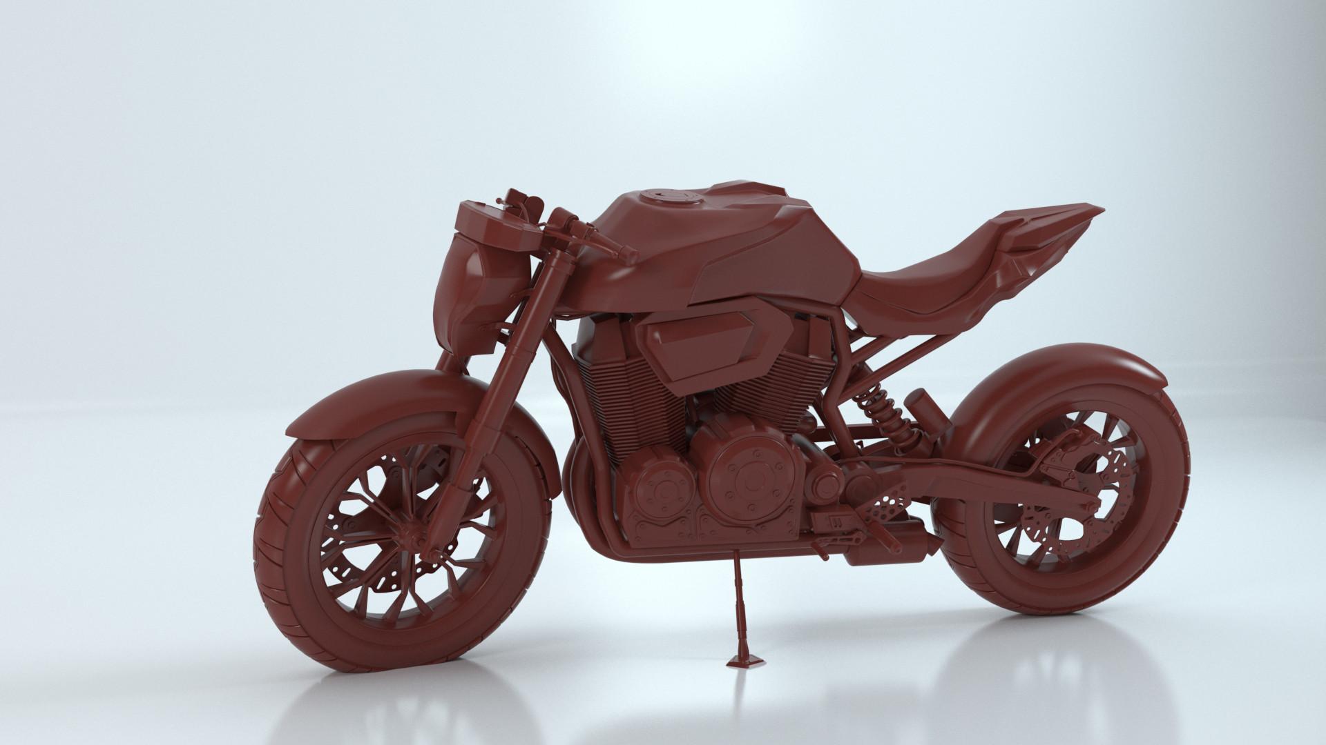 Manish anand bike 2
