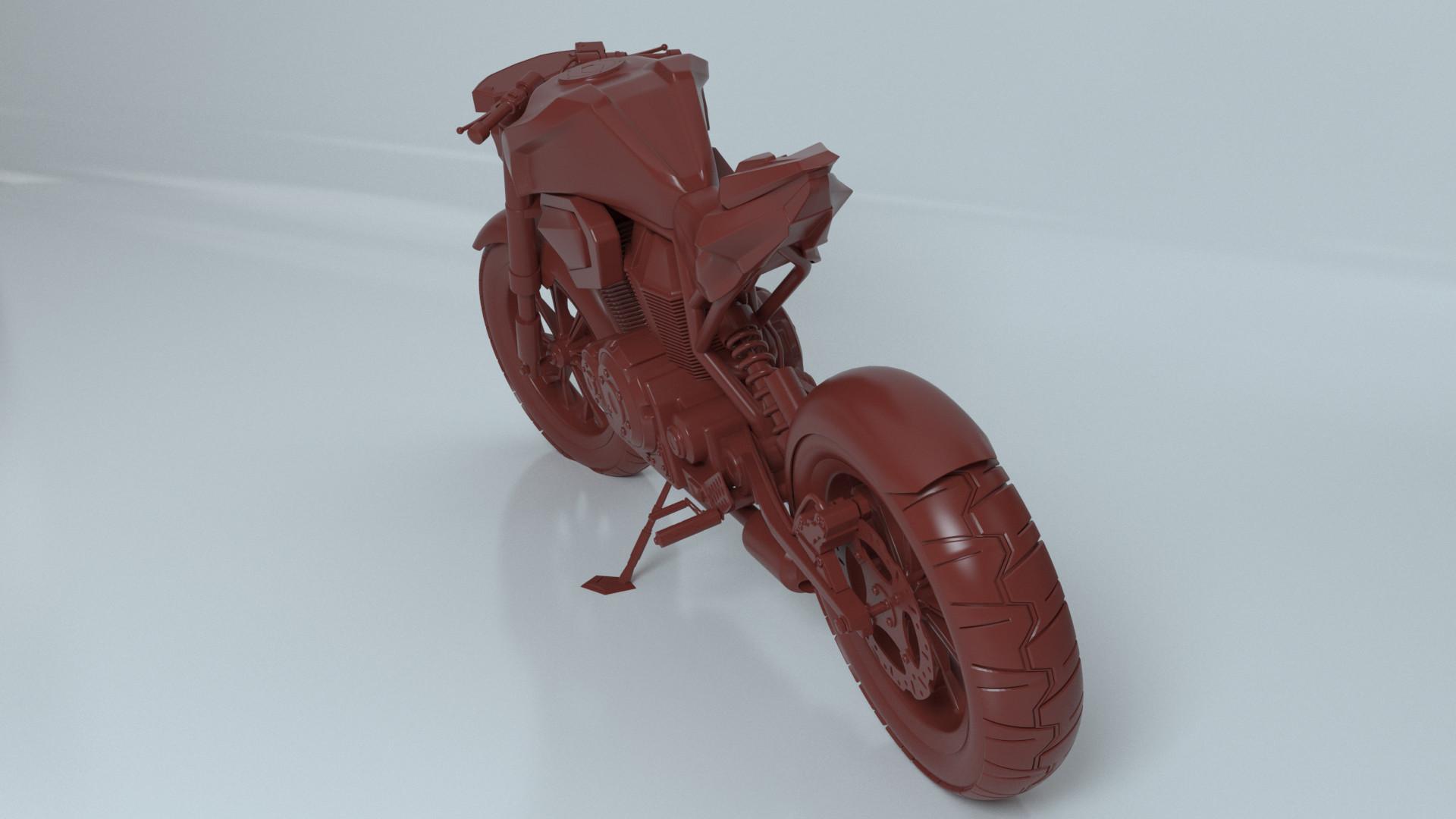 Manish anand bike 4