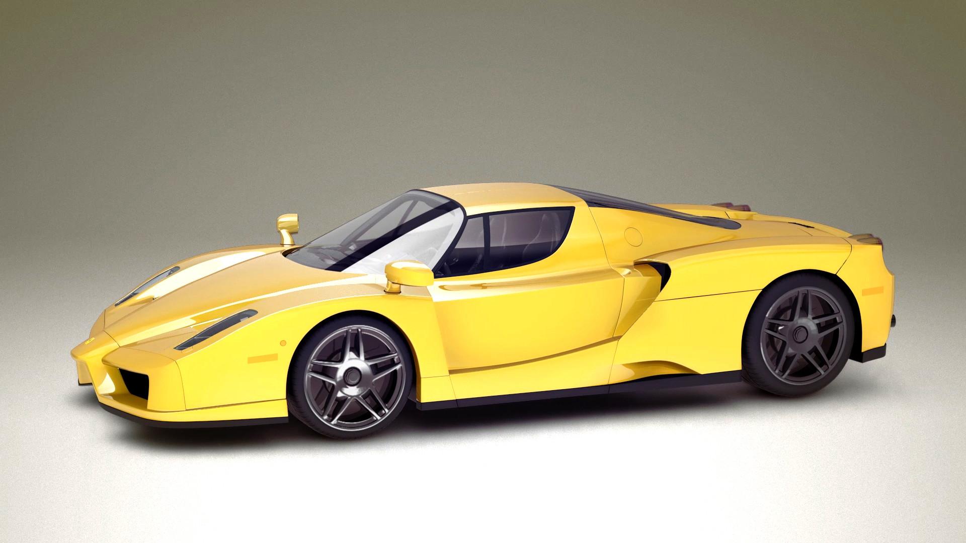 Arthur Maugendre Ferrari Enzo