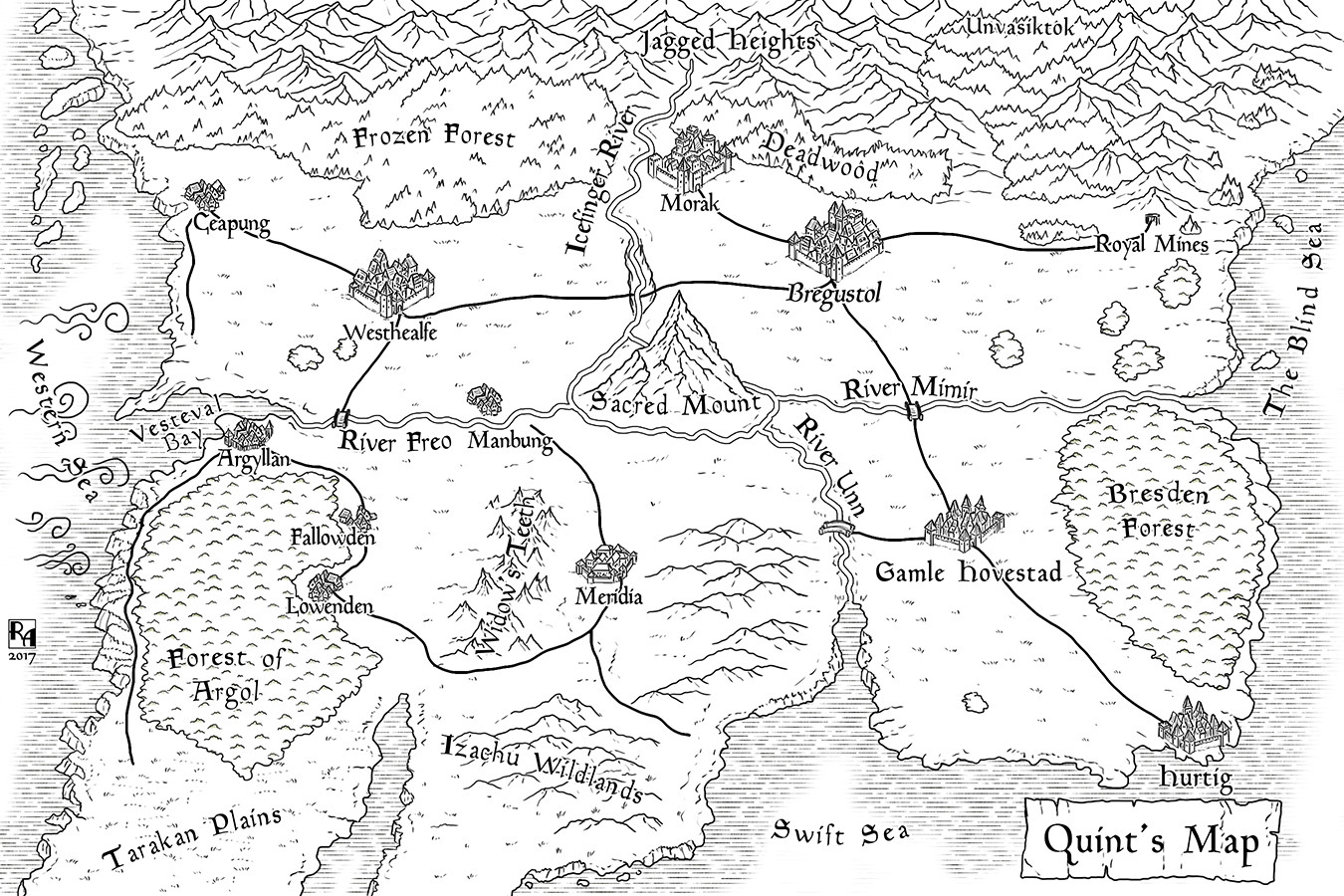 Quint's Map