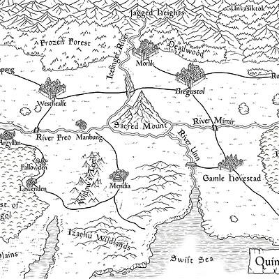 Robert altbauer quint s map