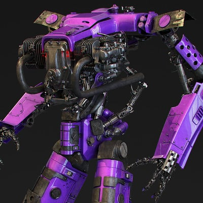 Ying te lien robot 32