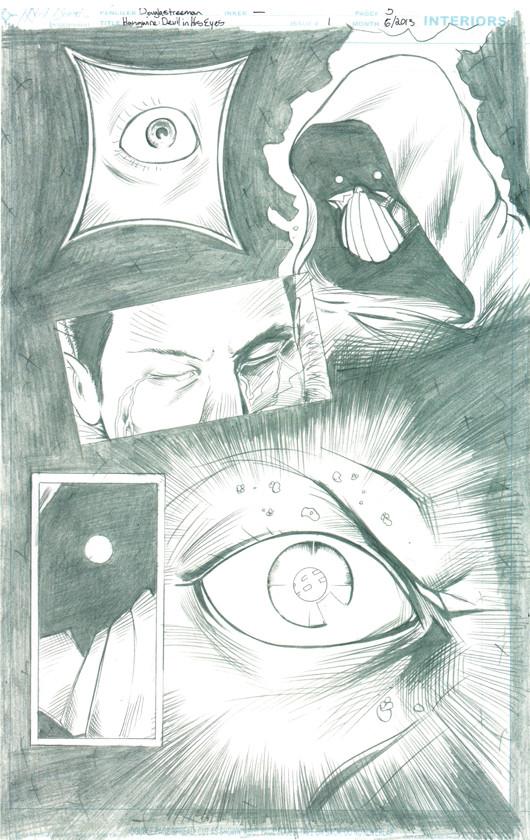 ArtStation - Comic Book Artworks, Douglas Freeman