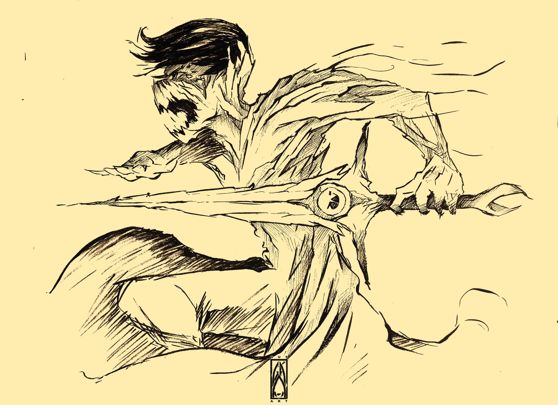 Gustavo arteaga blacksmiths of souls