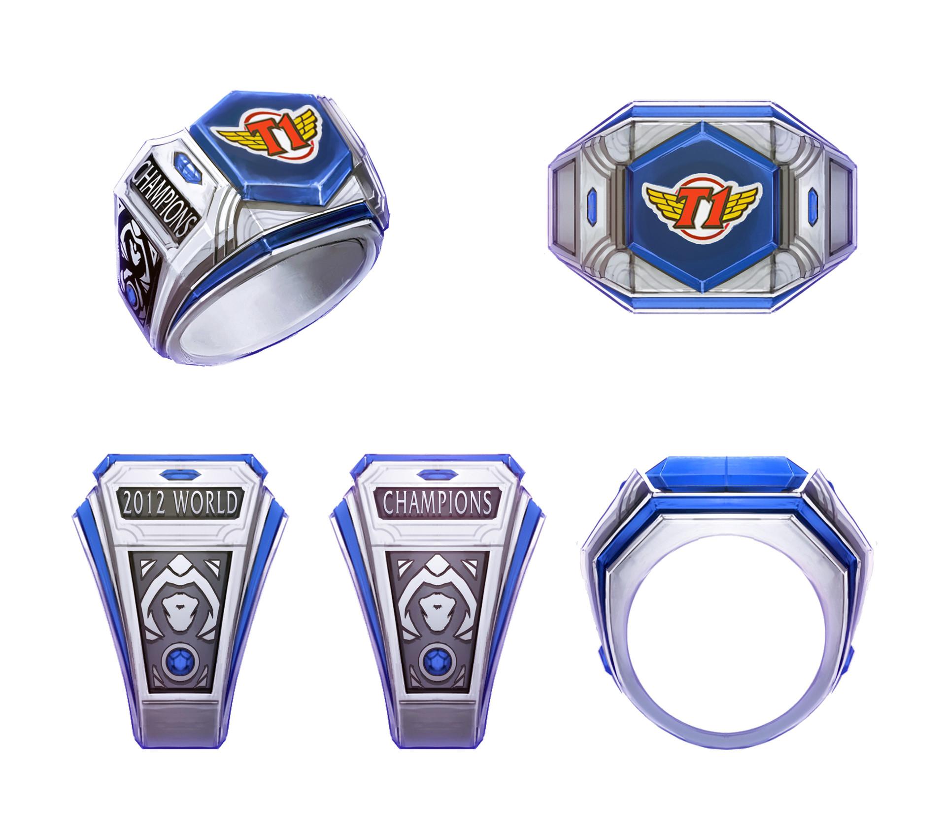 2012 Championship Ring Concepts