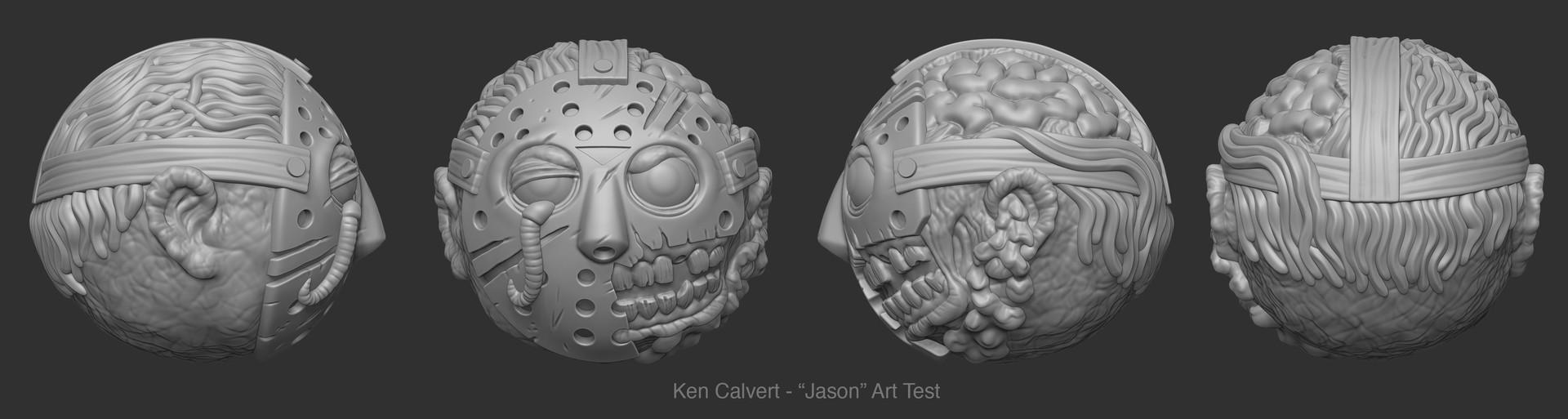 Ken calvert calvert test jason lineup