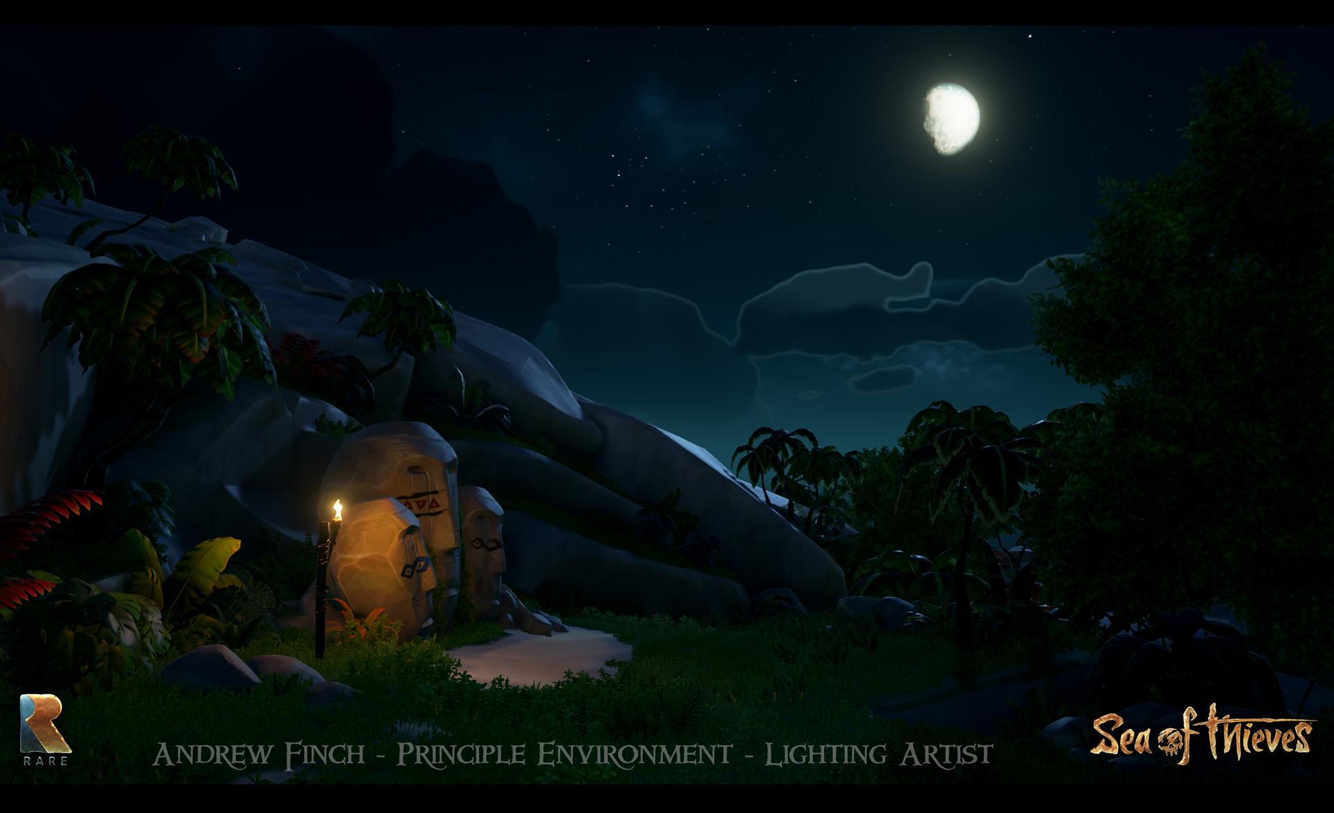 Andrew finch island lighting 36