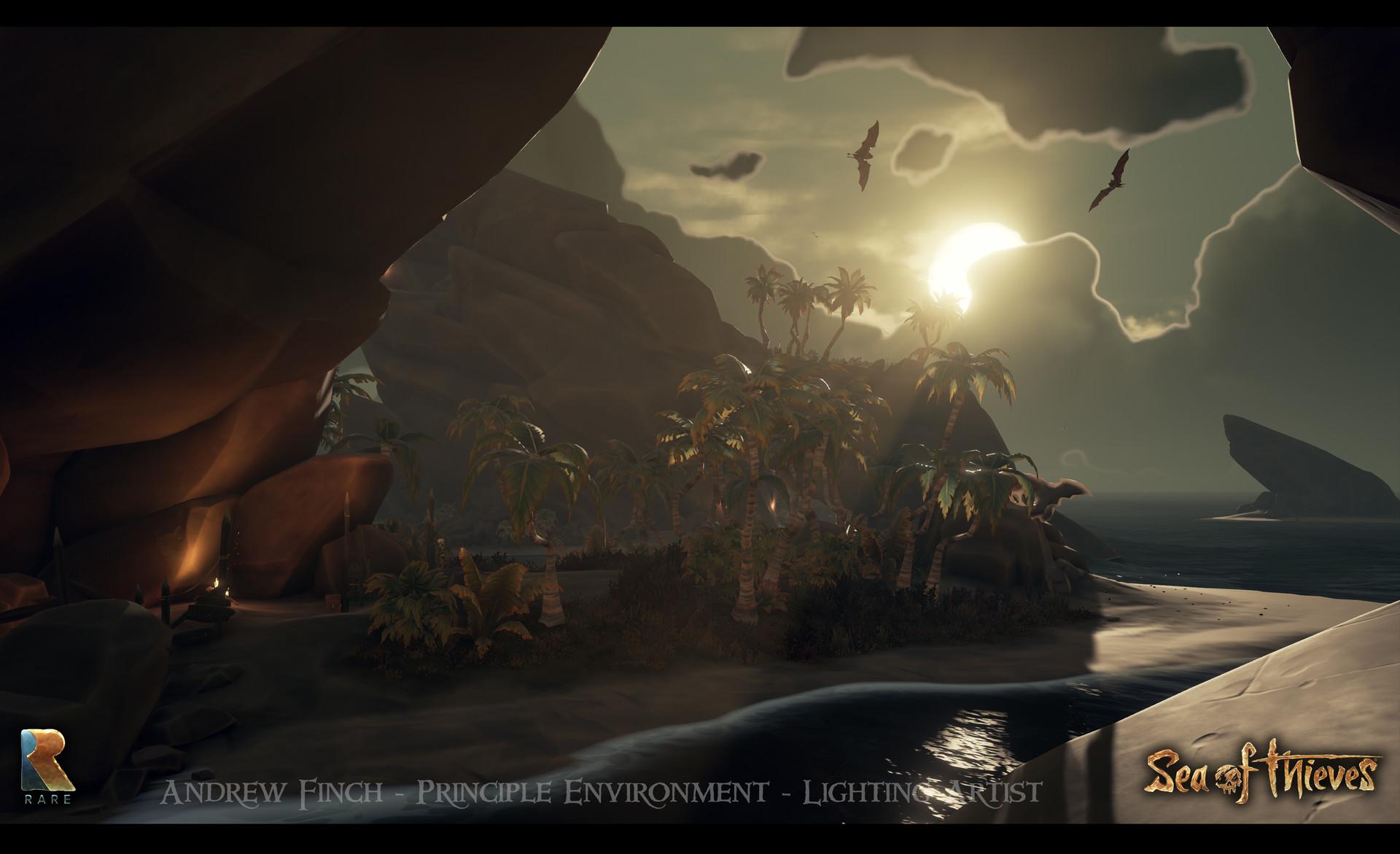Andrew finch island lighting 40