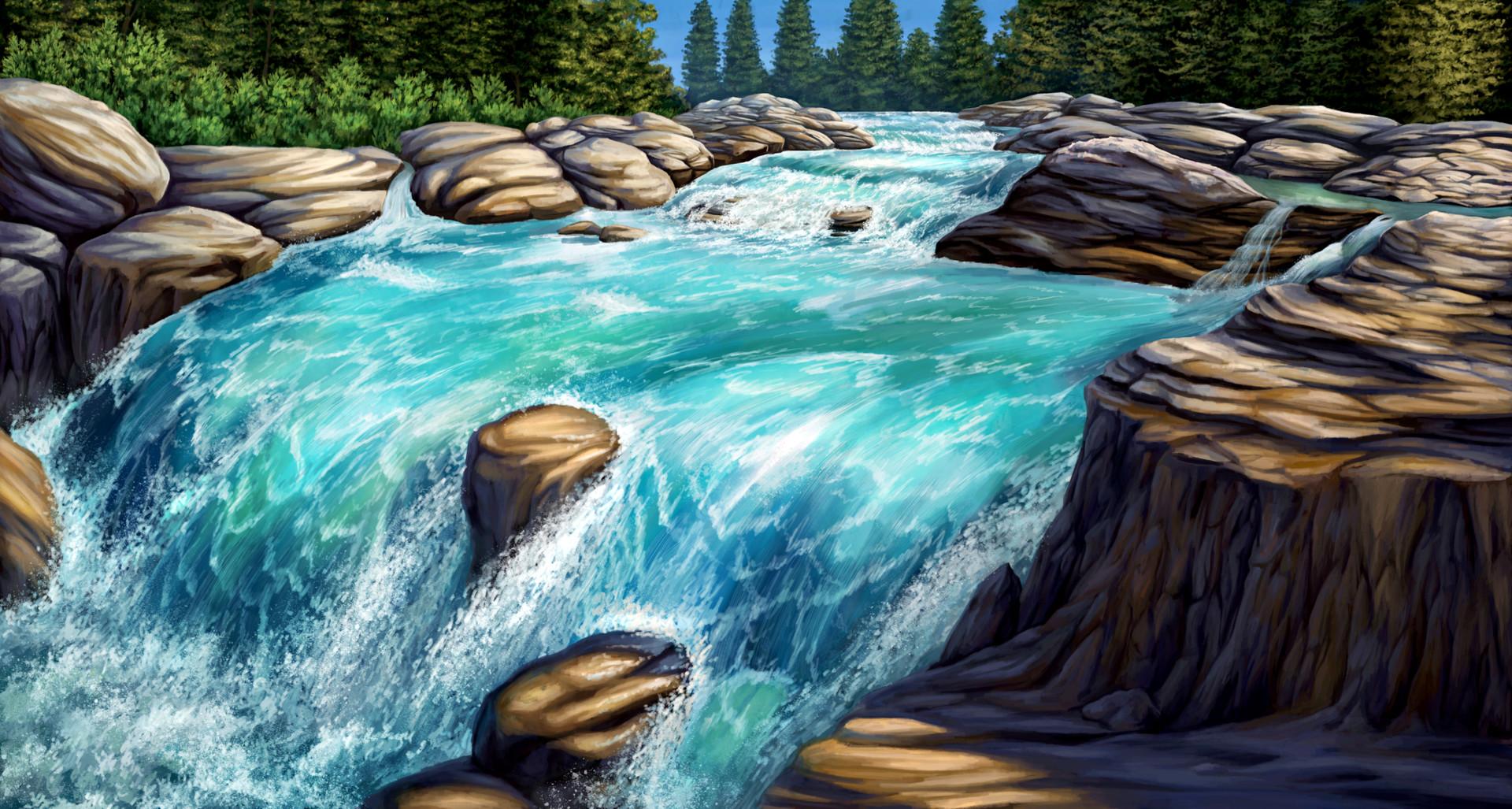 Martina nachazelova salmon river