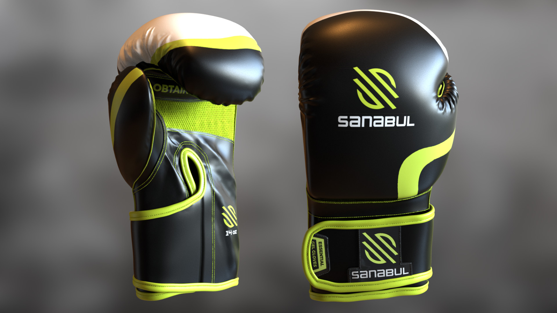 Javier Mateos - Sanabul Essential Gloves