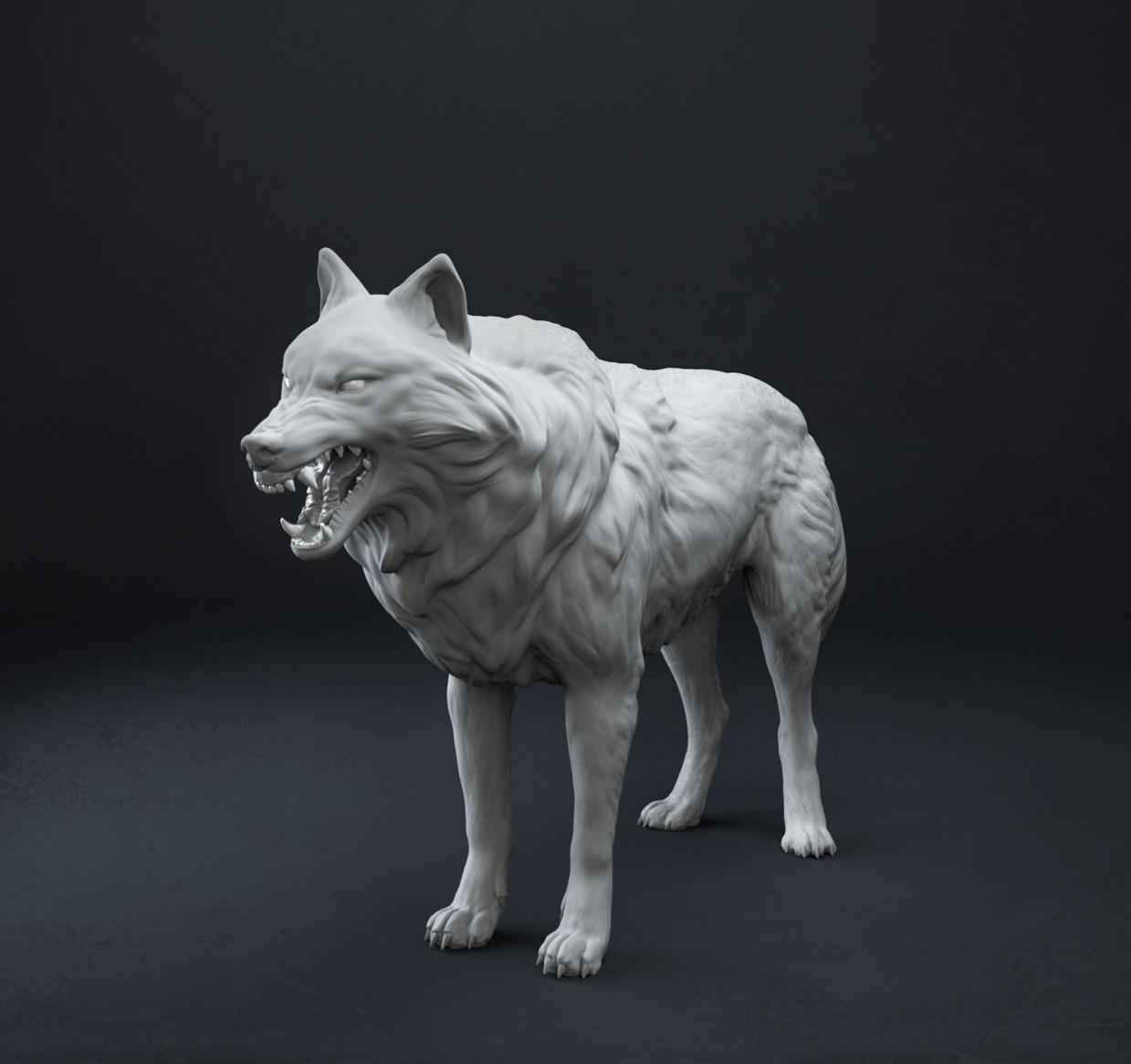 Sergei popovichev wolf