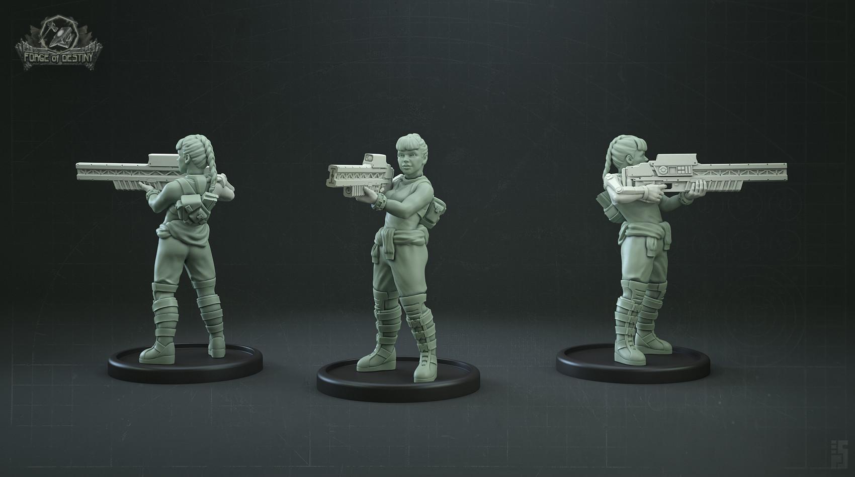 Sergei popovichev enigma women sniper