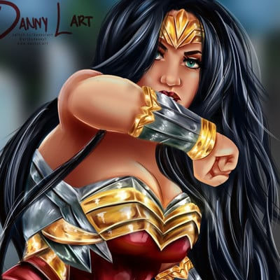 Danni mcgowan wonder woman rb web