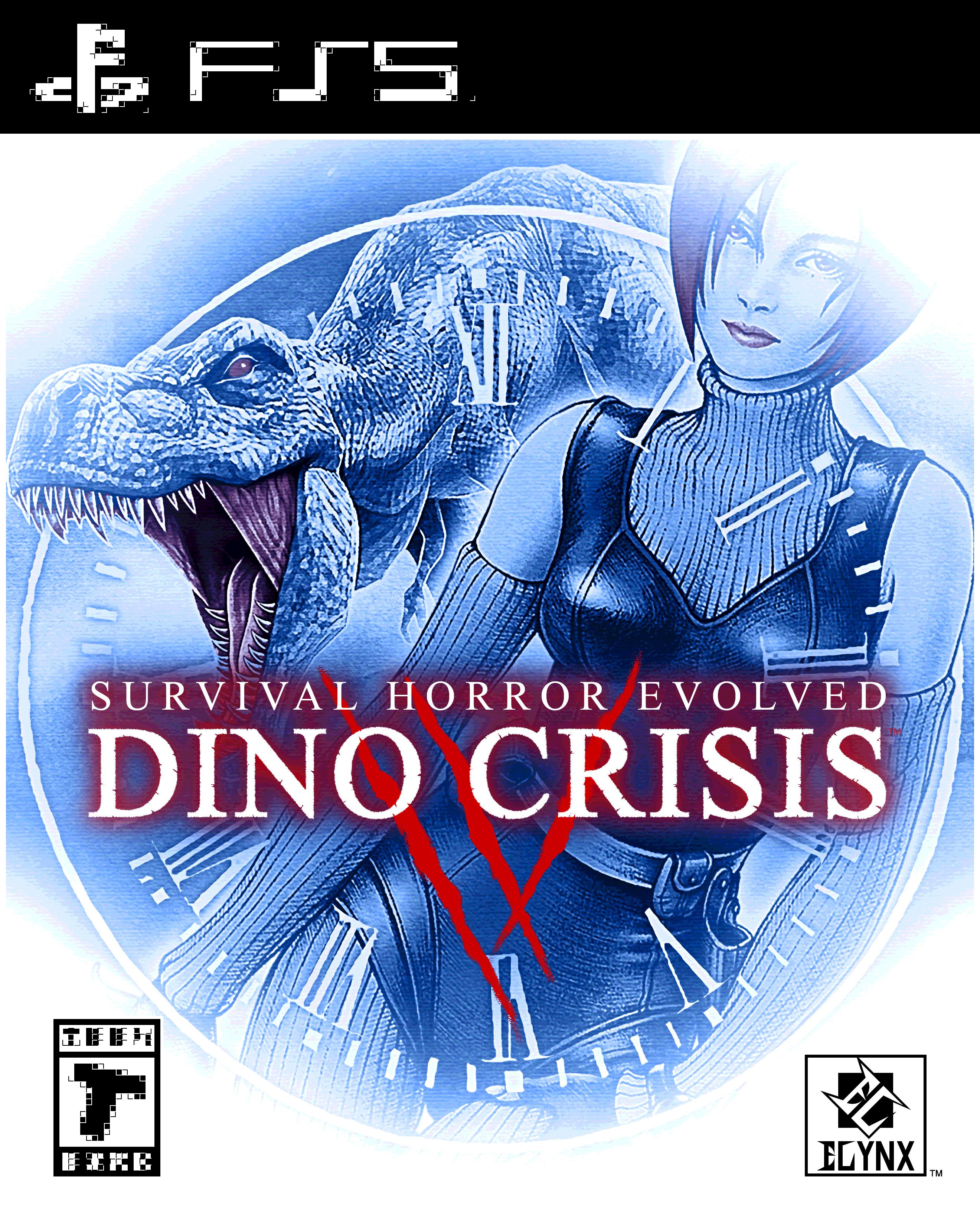 Dino Crisis IV - Box Art Design II
