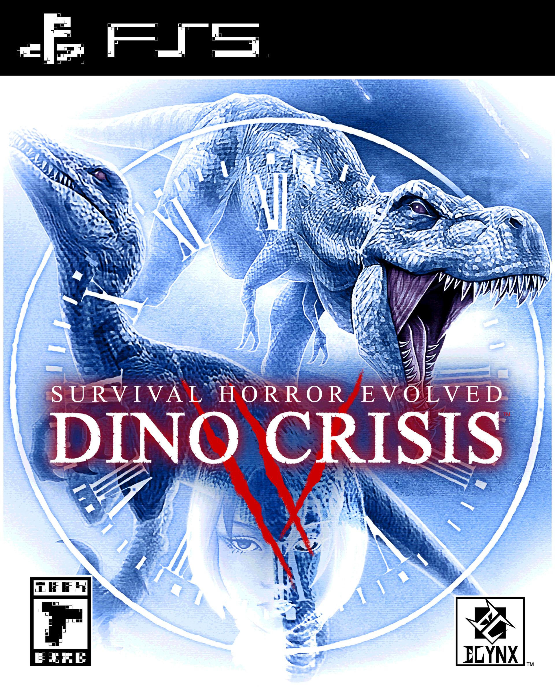 E lynx lin dinocrisis ps502