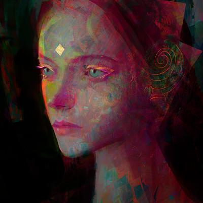 Alessandro talexi taini surrealism sketch