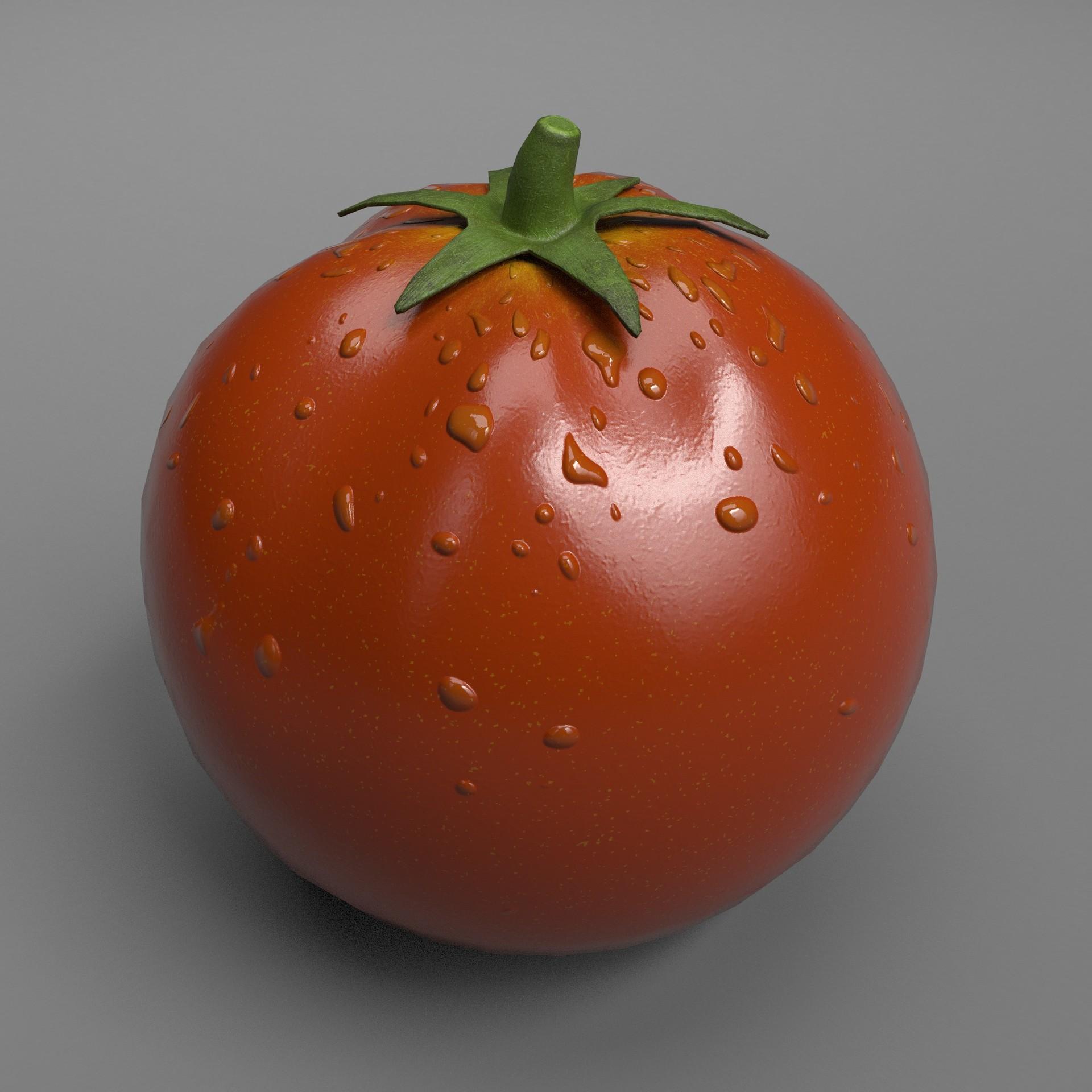 Kalani strange tomato2