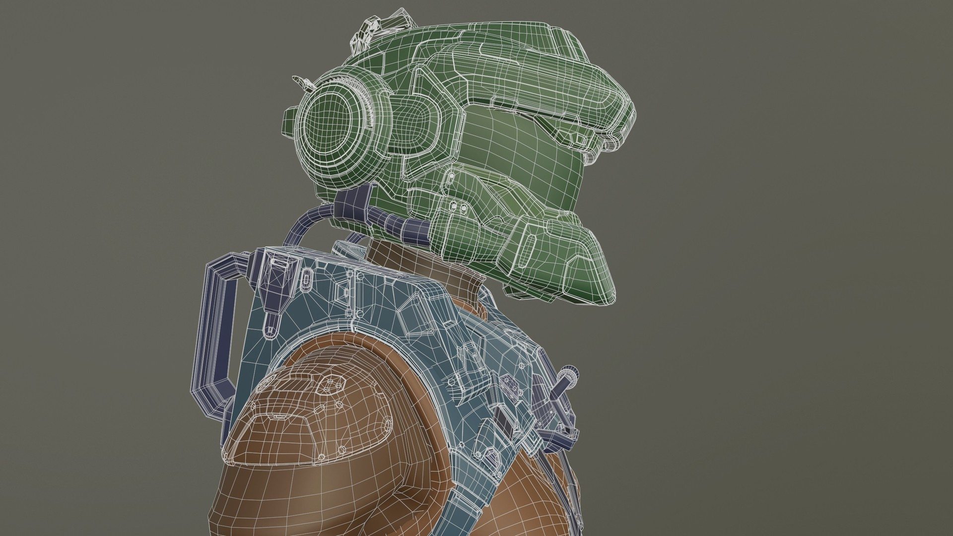 Fred howard mechpilot wireframe 6