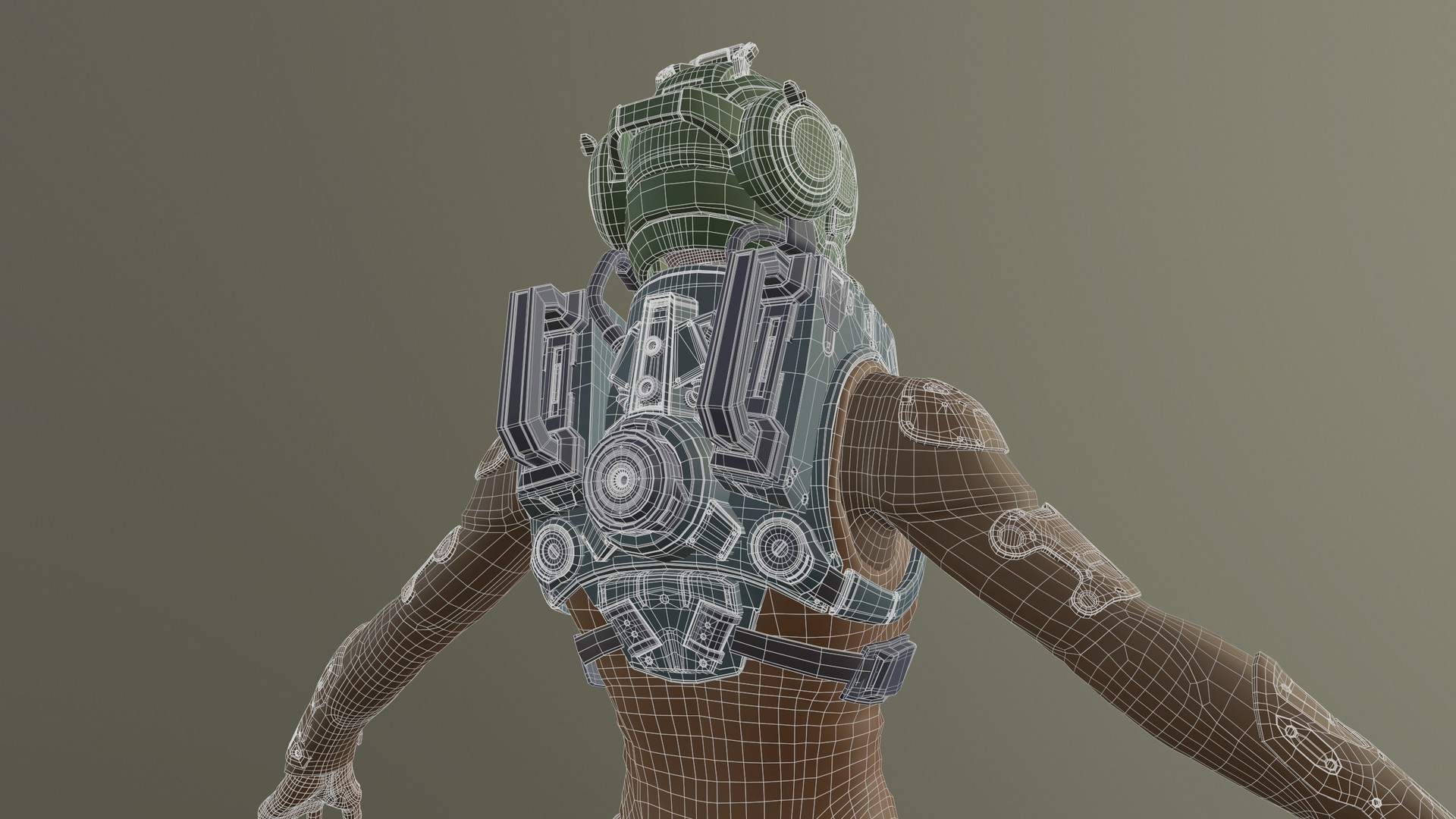Fred howard mechpilot wireframe 7
