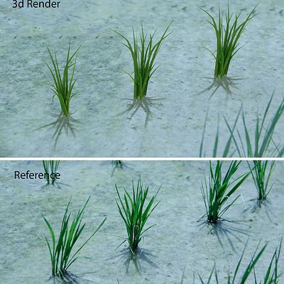 grass tiny