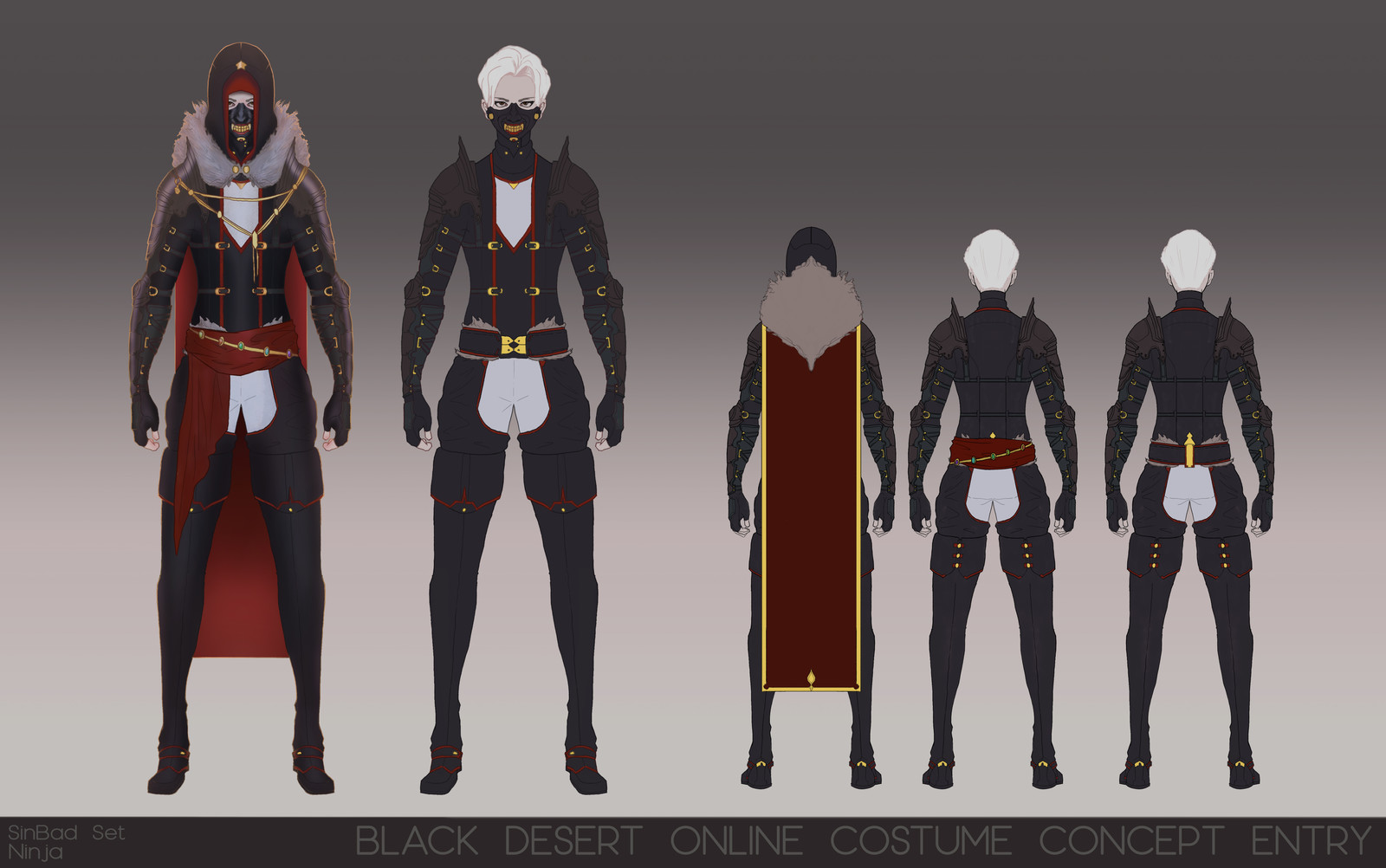 Bdo Costume Marketplace & Now