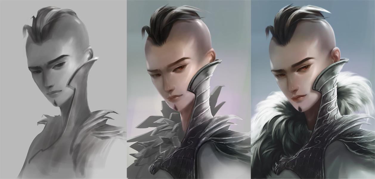Emperor - process