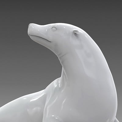 Jia hao sealion digitalsculpture 01