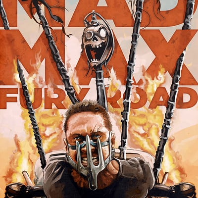 Mark levy madmax4