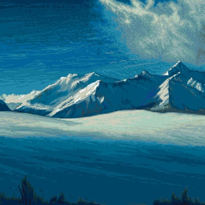 Jok jokov winter is coming pixel art by jokov dbwle62