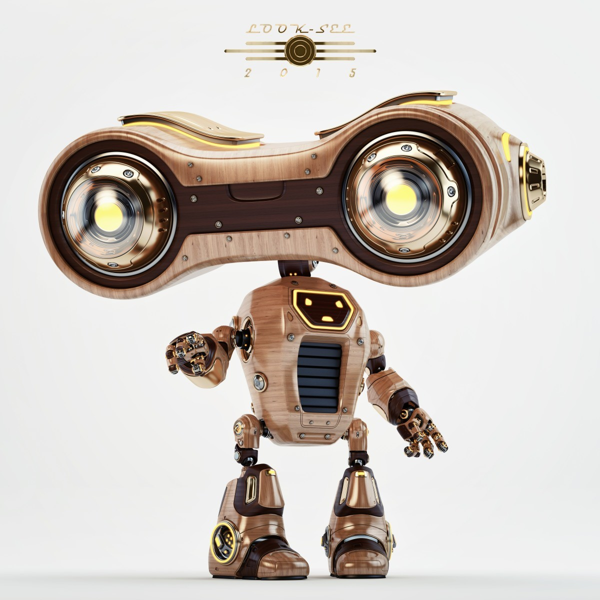 Vladislav ociacia look see retro robot 3