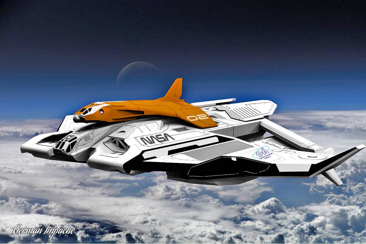 German impache glider transporter3