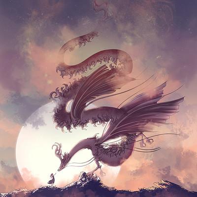 Arthur tribuzi dragon small