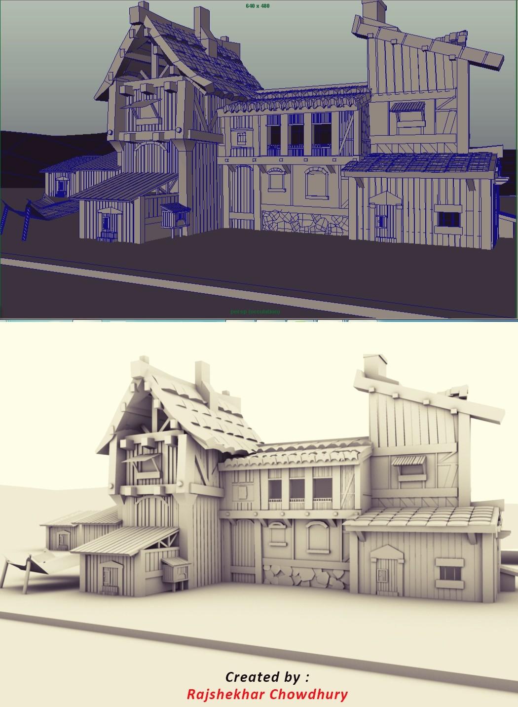 Swell Artstation Digital And 3D Artwork Done By Rajshekhar Download Free Architecture Designs Sospemadebymaigaardcom