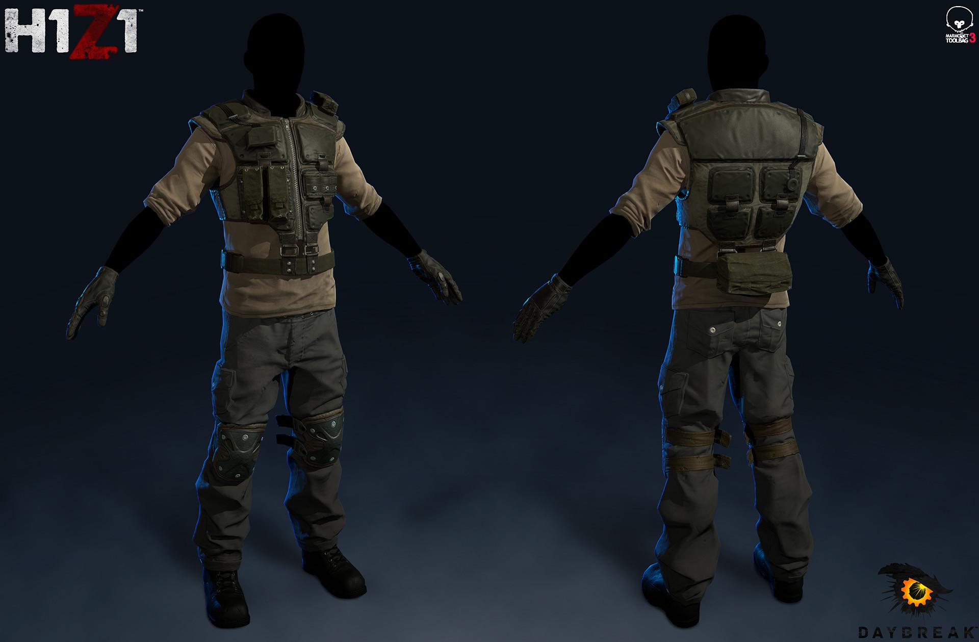 Satoshi arakawa male outfit 1