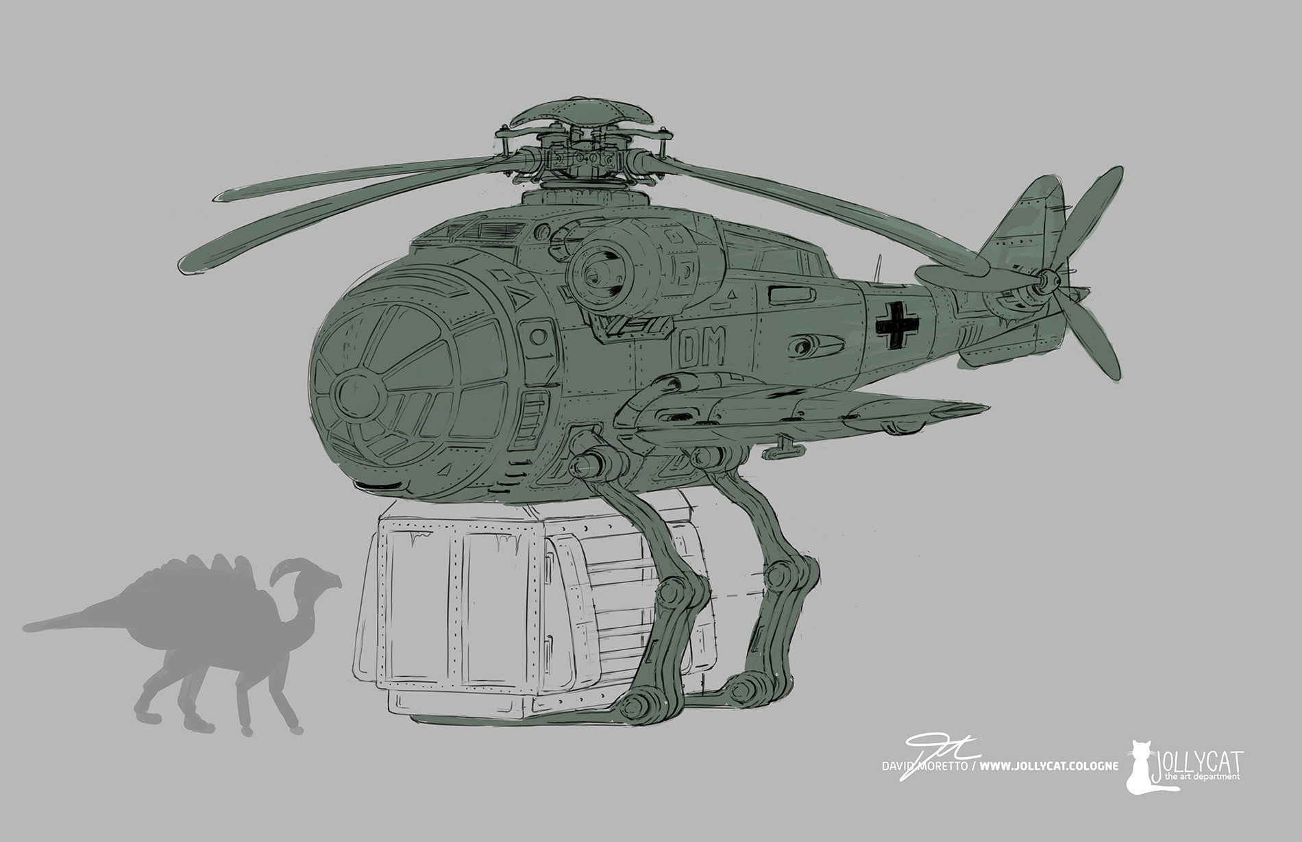 David moretto gottesgreifer conceptart 002a
