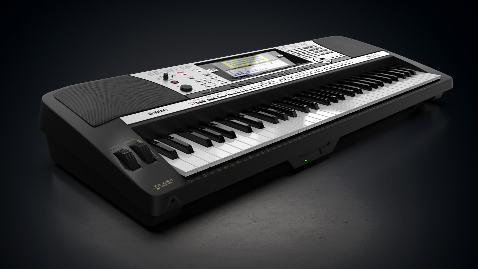 artstation yamaha psr 740 portable synthesizer nader. Black Bedroom Furniture Sets. Home Design Ideas