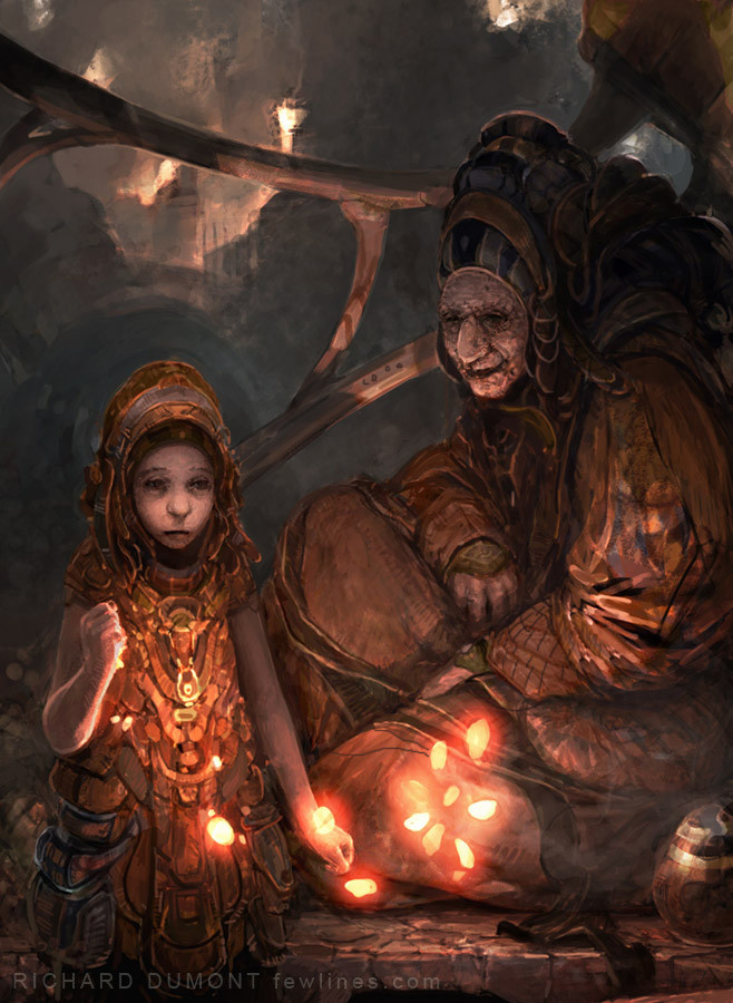 Richard dumont the first spell by rdumont d3a5r4c