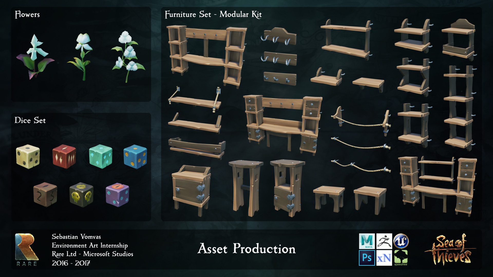 Sebastian vomvas 2 asset production