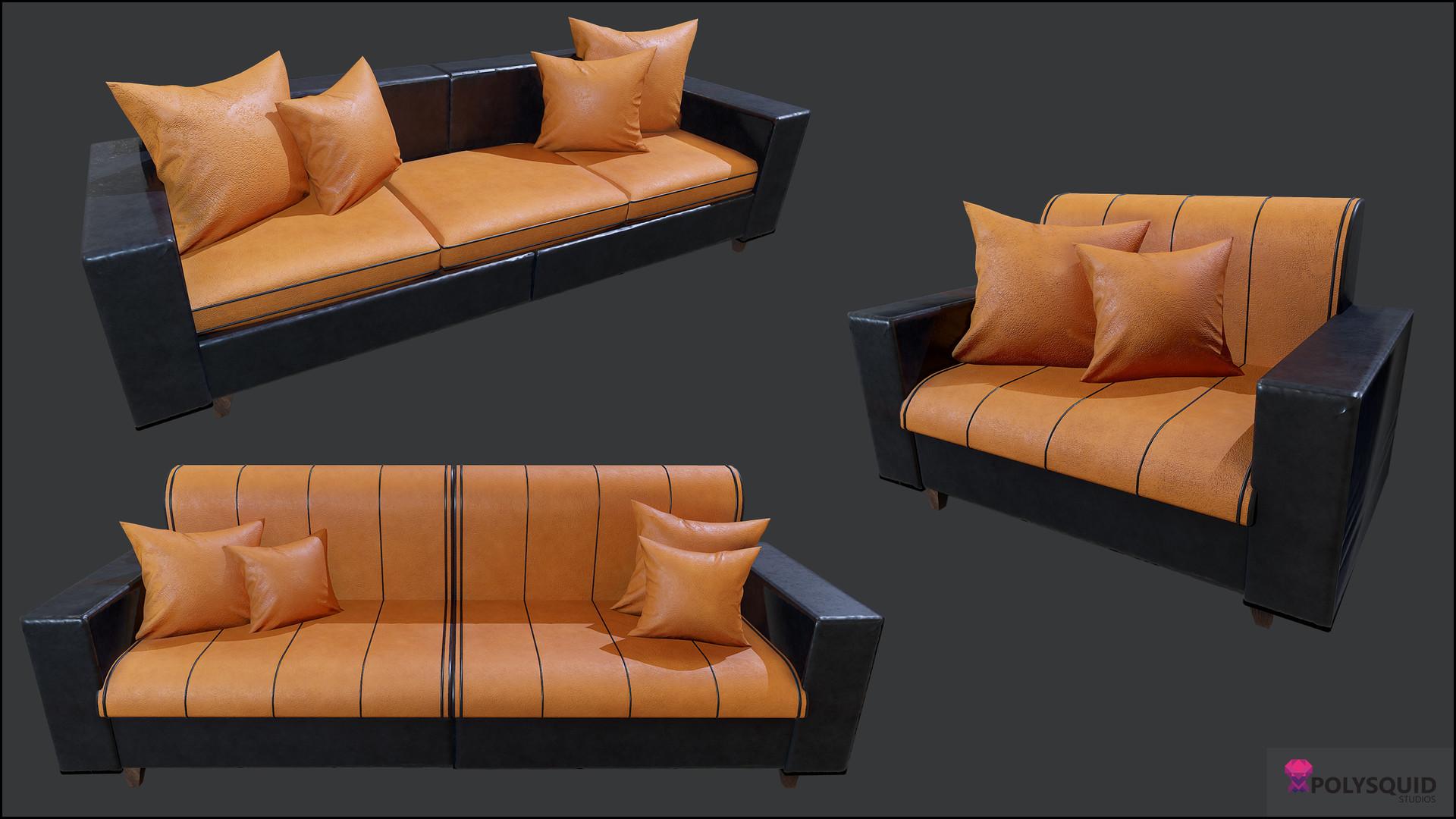 Poly squid florin bisca modular sofa02