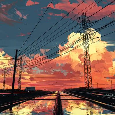 Alena aenami lines1k